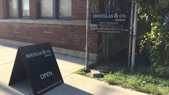 Douglas & Co. Detroit.