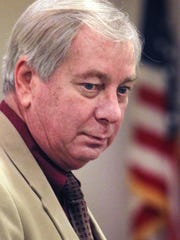 Sen. Jim Tomes, R-Wadesville, wants to remove a restriction