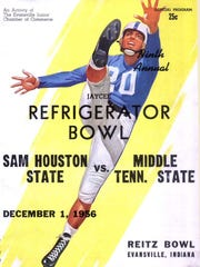 Offical program from the Ninth-Annual Refrigerator
