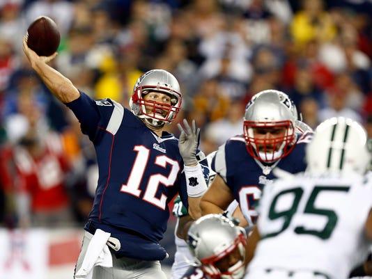 Patriots Tom Brady H