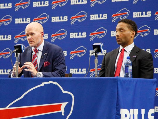 If it were up to Greg Cosell, Sean McDermott and Doug Whaley should move on without Tyrod Taylor.