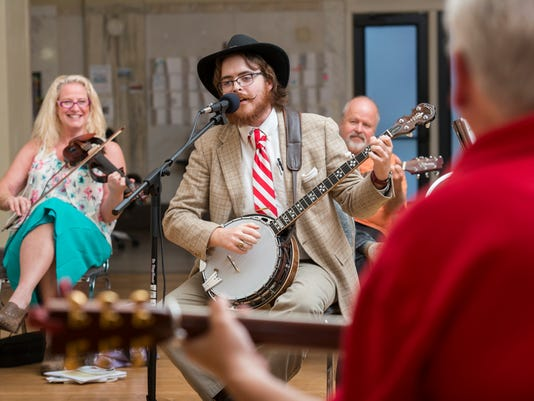 Panhandle Folk Music Club
