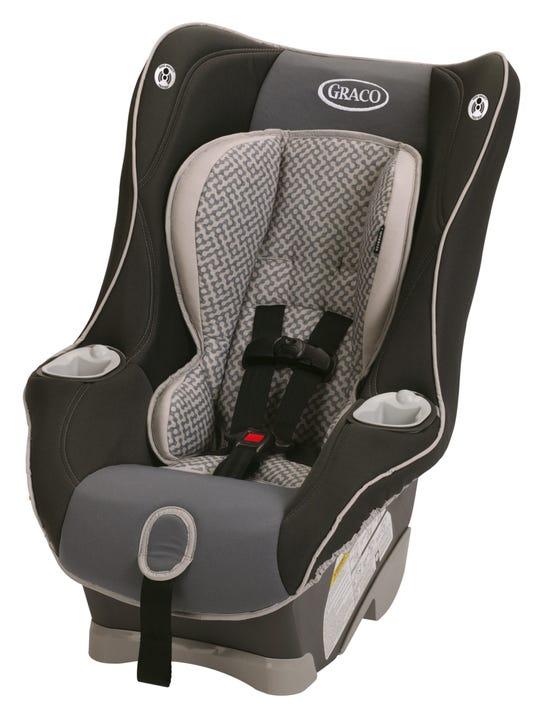 Important! Graco Recalls 3.8 Million Child Car Seats