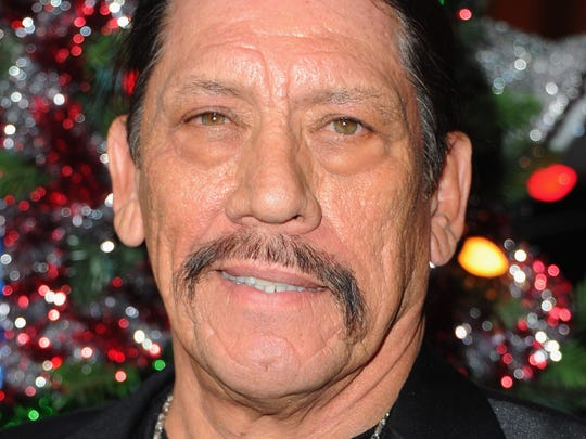 Danny Trejo has played more than 250 roles since his first film in 1983.