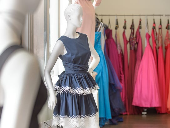 Aileen Dauterive discusses Spring Fashion with The