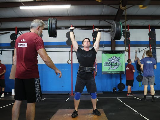 The 2018 CrossFit Open kicks off tonight.