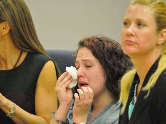 Umberger/Gotay sentencing