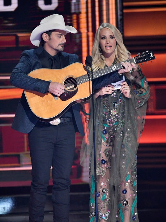 Entertainment: CMA Music Awards