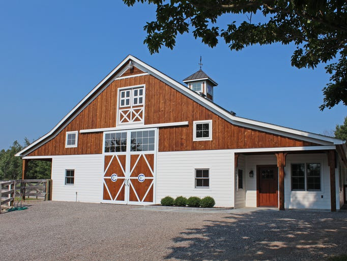 Barns, ponds and stables tours offer a unique experience