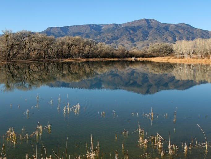 Dead Horse Ranch State Park in Cottonwood has 20 acres