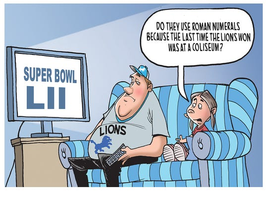 Will the Detroit Lions ever be champions of football?