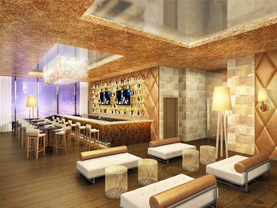 Westin Nashville To Have City S Highest Level Bar L27