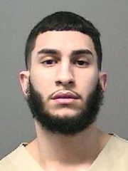 Samuel Lopez, 20, of Camden is serving a 45-year prison