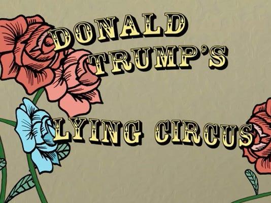 Donald Trump's Lying Circus