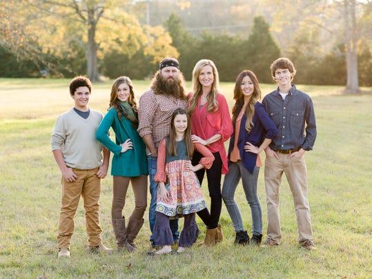 -Korie Robertson family Credit Steven Palowsky.jpg_20140515.jpg