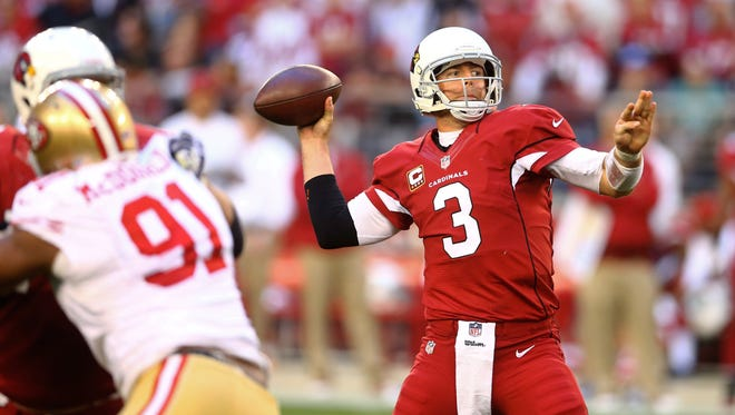 Three years ago, Carson Palmer asked the Bengals trade him or he'd retire.