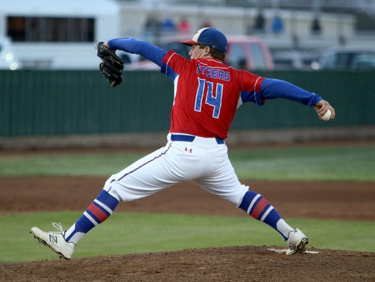 Graham's Dillon Rodgers is back on the Red River Diamond