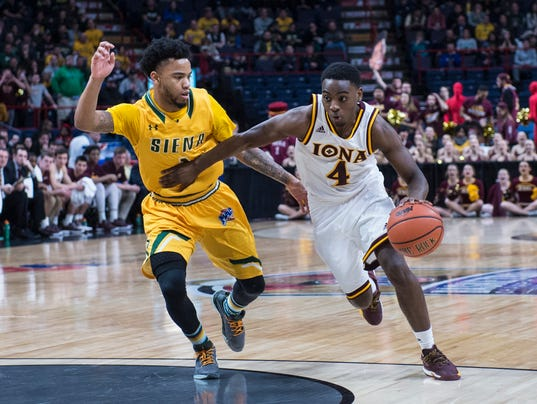 NCAA Basketball: MAAC Conference Tournament-Siena vs Iona