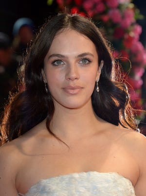 Actress Jessica Brown Findlay stars in the CW's Labyrinth.""