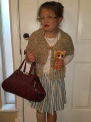Shealeigh Leech celebrates her 100th day at Cornerstone