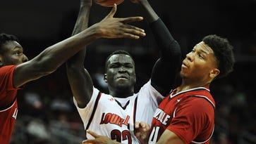 In shunning the NBA draft, Deng Adel grabs the spotlight at Louisville | Tim Sullivan