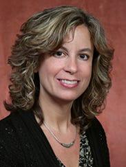 Faculty member Heather Flynn, College of Medicine.