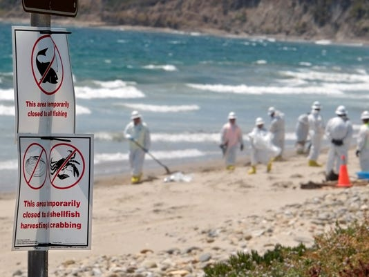 AP CALIFORNIA OIL SPILL-THINGS TO KNOW A FILE USA CA