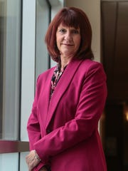 Michele Finney, the new CEO overseeing Tenet's three-hospital