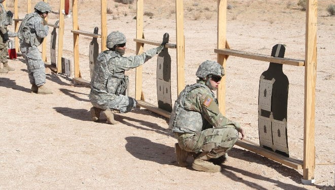 About 250 soldiers from the brigade's headquarters and the brigade's Special Troops Battalion will deploy to Afghanistan in May.