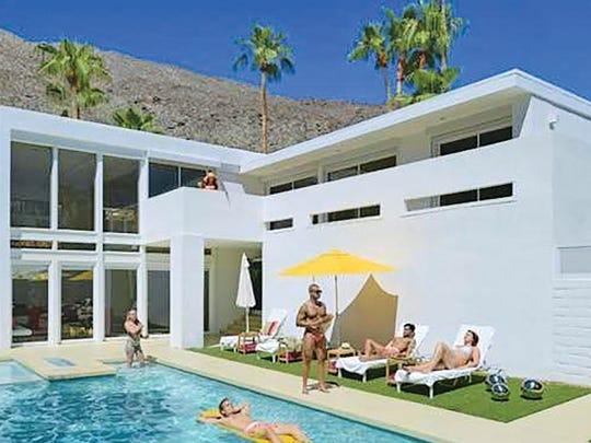 Oranj Palm Vacation Homes