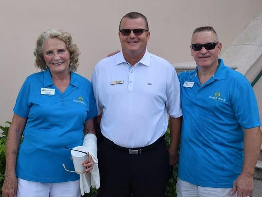 Women's Refuge of Vero Beach founder Donna Robart,