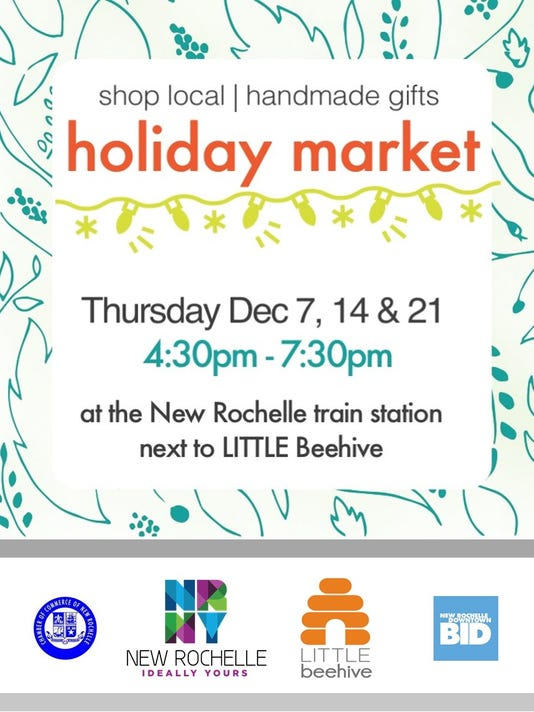 New Rochelle holiday market