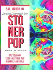 Stonerpop is playing Saturday night at Sal's Saloon.