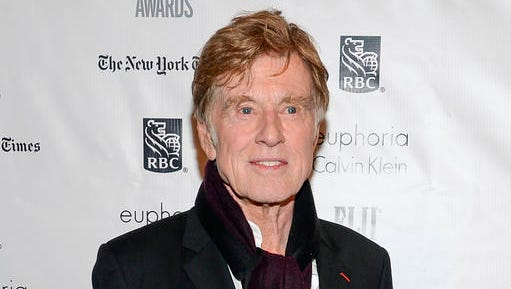 "FILE - In this Nov. 30, 2015 file photo, actor Robert Redford attends The Independent Filmmaker Project's 25th Annual Gotham Independent Film Awards in New York. Redford  says he's retiring soon from acting to focus on directing. In an online interview with his grandson Dylan Redford, the 80-year-old star says he's getting tired of acting. ""I'm an impatient person so it's hard for me to sit around and do take after take after take,"" he says."