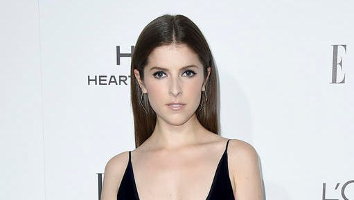"""FILE - In this Oct. 24, 2016 file photo, Anna Kendrick arrives at the 23rd annual ELLE Women in Hollywood Awards in Los Angeles. Kendrick released a book, """"Scrappy Little Nobody,"""" with anecdotes and musings from her life."""
