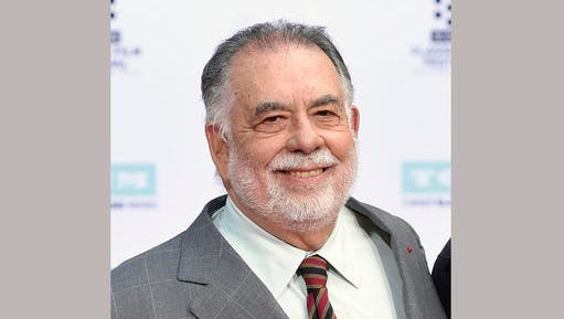 "FILE - This April 29, 2016 file photo shows honoree Francis Ford Coppola at a handprint and footprint ceremony at the TCL Chinese Theater in Los Angeles. The director has launched a Kickstarter campaign to raise $900,000 for what he says will be an ""immersive, psychedelic horror roll-playing game"" based on his classic 1979 Vietnam War film, "" Apocalypse Now."" (Photo by Chris Pizzello/Invision/AP, File)"