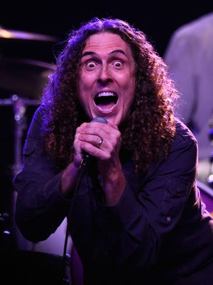 """""""Weird Al"""" will bring his Mandatory Fun tour to the Fox Cities PAC in August."""