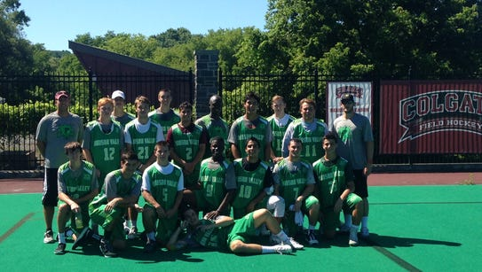 The Hudson Valley 2015 team won a gold medal at the