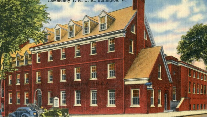 As the Great Depression deepened, a supportive community helped raise the funds necessary to open the Greater Burlington YMCA's current home in 1934 after fire destroyed its building at Church and College streets.