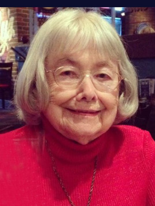kay beard a former long serving wayne county commissioner died on tuesday feb 9 photo provided by santeiu son funeral home - Santeiu Funeral Home Garden City Michigan