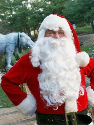 Santa arrives at Mr. Ed's Nov. 27.