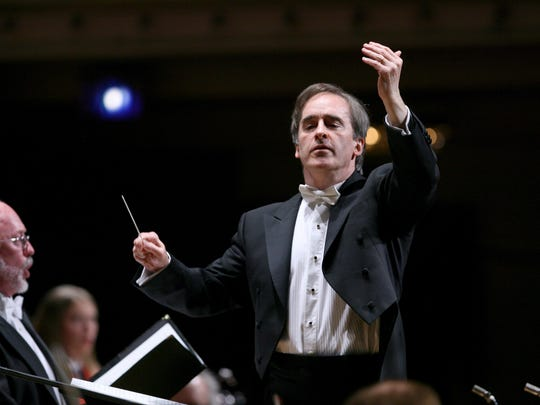 James Conlon will lead his final season as May Festival music director next year.