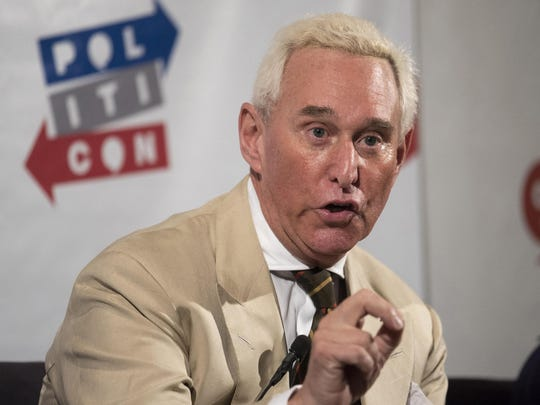 Roger Stone, longtime Trump political adviser, is arrested in Russia investigation