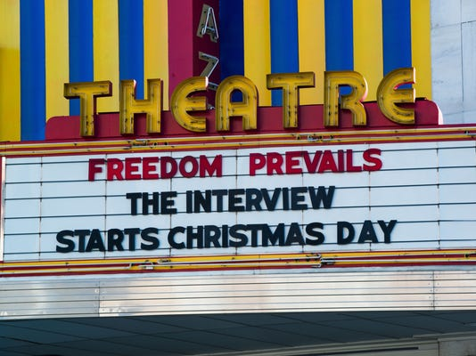 "Sony Pictures' ""The Interview"" Opens On Christmas Day"