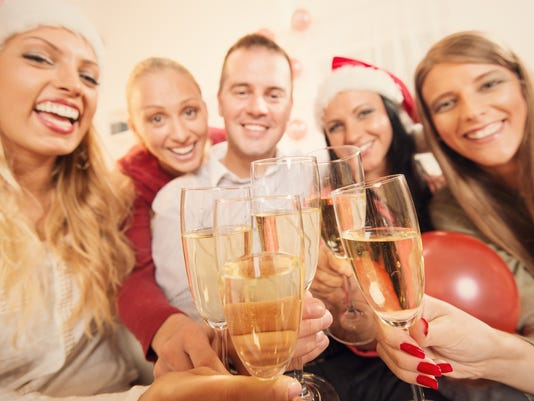 How and why to drink less at the holidays