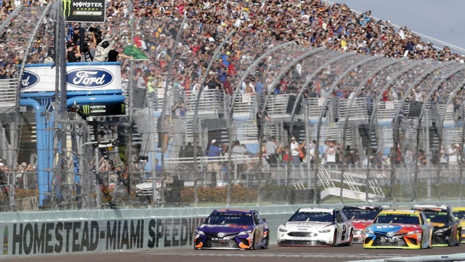 Homestead-Miami Speedway could be among the first tracks to host a NASCAR race during the coronavirus outbreak, but there would be no fans present.