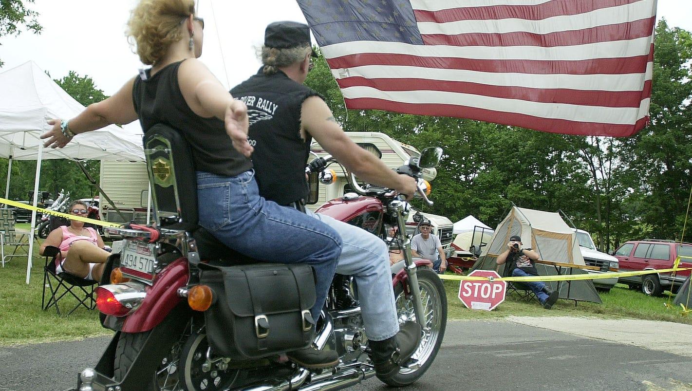 Little Sturgis Kentucky bike rally 2013 - YouTube