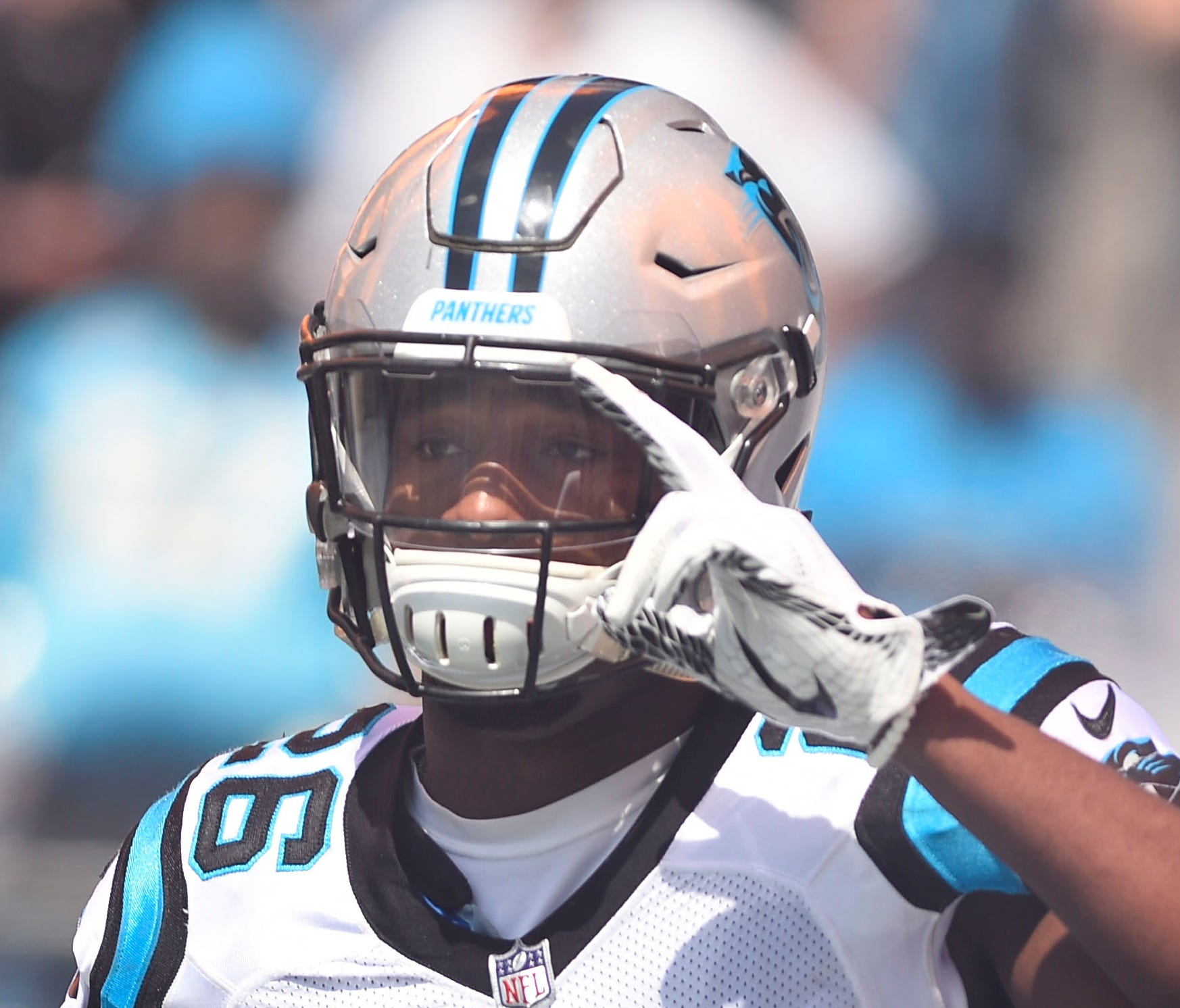 Daryl Worley recently was traded to the Eagles,.