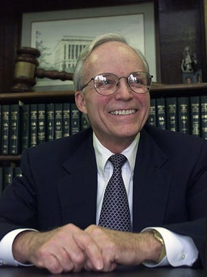 Frank Drowota, former Tennessee Supreme Court justice, 79.