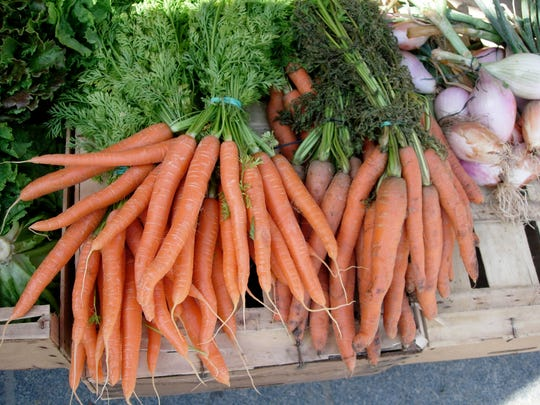 Carrots will be ready for Southwest Florida markets